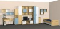 Детская комната (Модель 37)