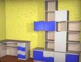Детская комната (Модель 42)