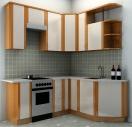 Кухня угловая Арт.№66