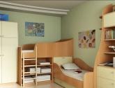 Детская комната (Модель 48)