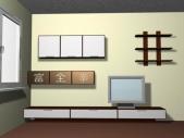 Гостиная (Модель 48)