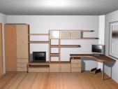Детская комната (Модель 53)