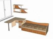 Детская комната (Модель 55)