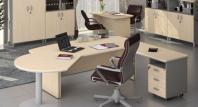 Офисная мебель для руководителя (Модель 28)