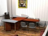Офисная мебель для руководителя (Модель 49)