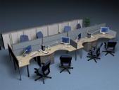 Мебель для персонала (Модель 39)