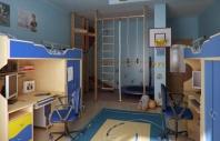 Детская комната (Модель 14)