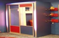 Шкафы-купе Арт №4