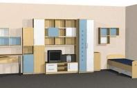 Детская комната (Модель 6)