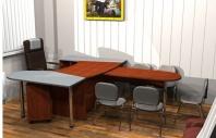 Офисная мебель для руководителя (Модель 1)