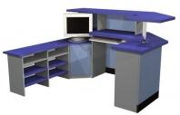 Мебель для персонала (Модель 2)