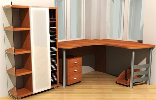 изготовление мебели для детской комнаты на заказ модель 10